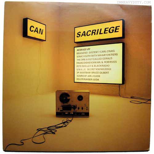 Can -- Sacrilege