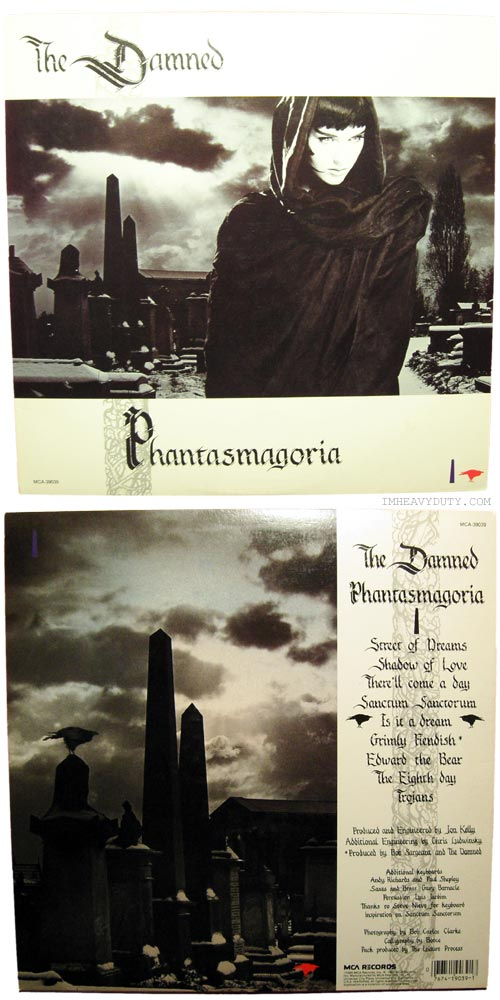 The Damned -- Phantasmagoria