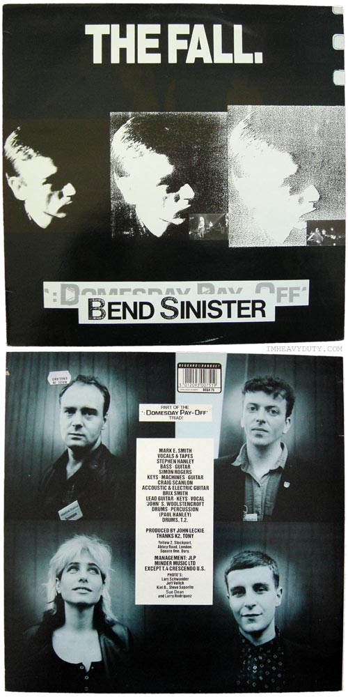 The Fall -- Bend Sinister