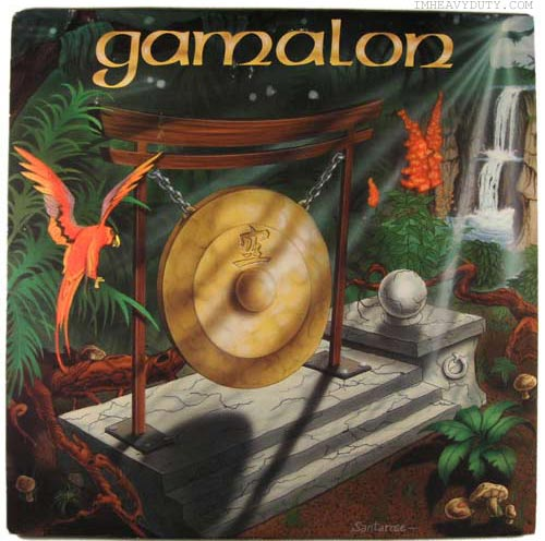 Gamalon -- Self-titled