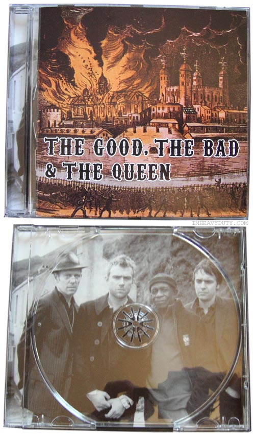 The Good, The Bad and The Queen -- The Good, The Bad and The Queen