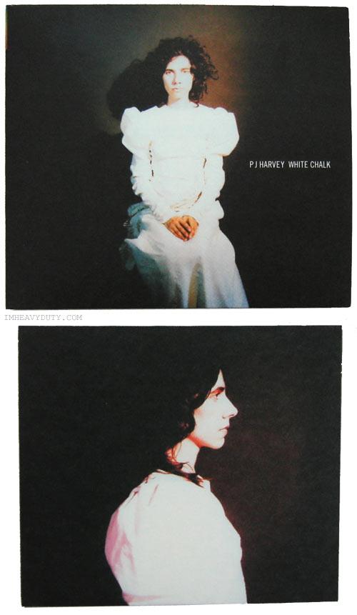 PJ Harvey -- White Chalk