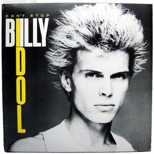 Don't Stop (Billy Idol album)