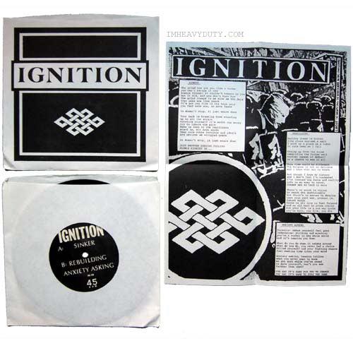Ignition -- Sinker