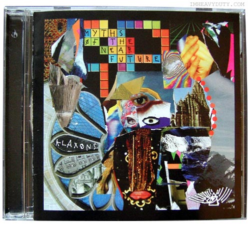 Klaxons -- Myths of the Near Future