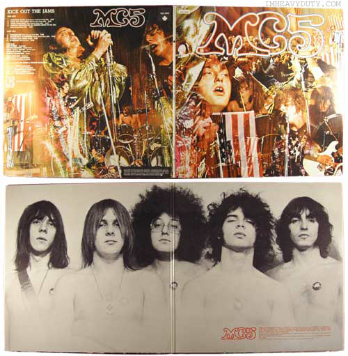 MC5 -- Kick Out The Jams