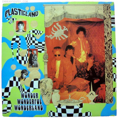 Plasticland -- Wonder Wonderful Wonderland
