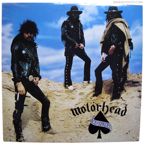 Motörhead -- Ace of Spades