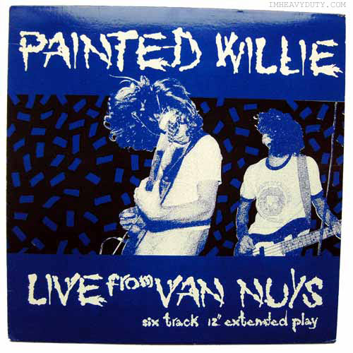 Painted Willie -- Live From Van Nuys