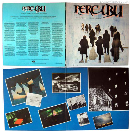 Pere Ubu - The Tenement Year