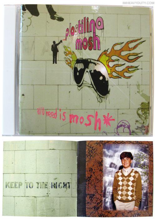 Plastilina Mosh - All U Need is Mosh