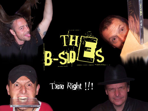 The B-Sides - Too Right!